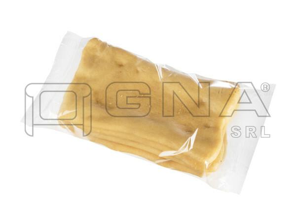 Schiacciatine confezionate in flowpack