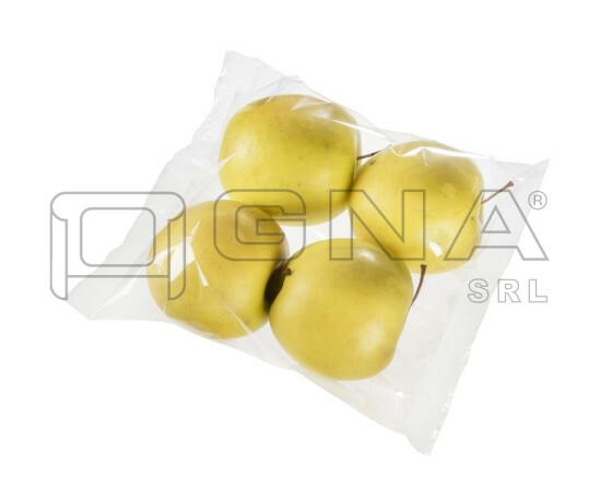 4 mele sfuse  confezione flowpack
