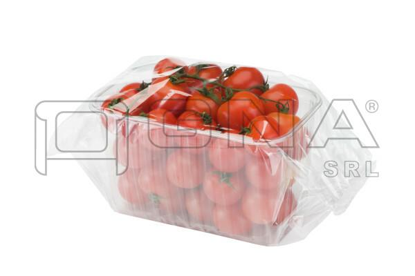 Pomodorini confezionati in flowpack