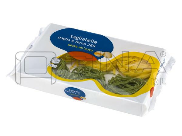 Pasta confezione flow pack