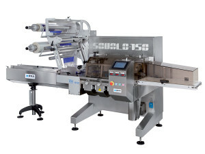 Flow Pack packaging machines SQUALO