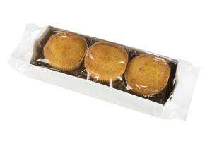 merendine confezionate in flow pack