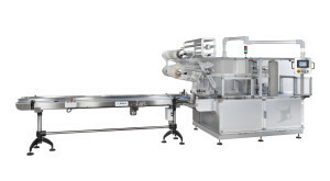 Flow Pack packaging machines MOBULA