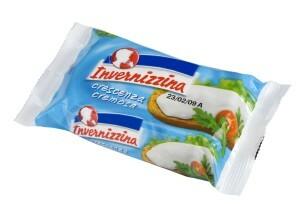 mozzarella confezionata in flowpack