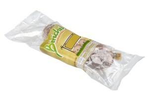 Salame confezionato in flow pack