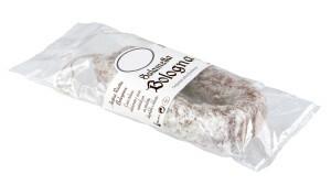 salsiccia confezionata in flow pack