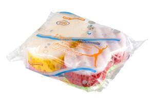 spugne - confezione flow pack
